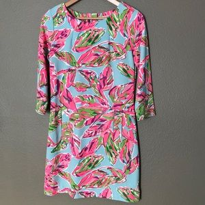 Lilly Pulitzer Charlene Shift Dress • In the Vias